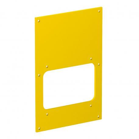 Abdeckplatte VHF, für Schutzeinrichtungseinbau
