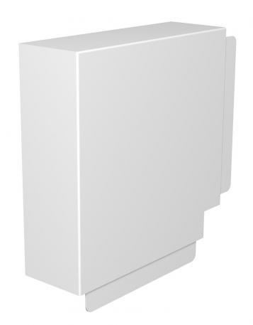 Flachwinkelhaube, für Kanal Typ WDK 80210