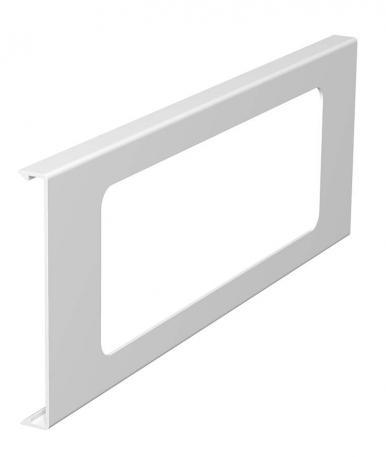 Oberteil für 3fach-Gerätedose, Kanalhöhe 110 mm