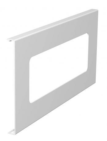 Oberteil für 3fach-Gerätedose, Kanalhöhe 150 mm