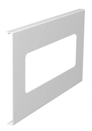 Oberteil für 3-fach Gerätedose, Kanalhöhe 170 mm