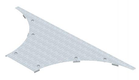 Deckel für Anbau-Abzweigstück FS
