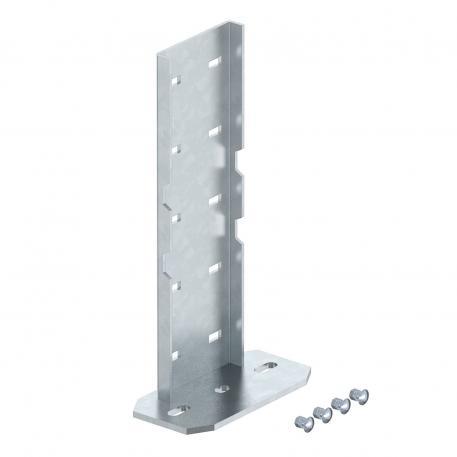 Fußplatte für Weitspann-Systeme