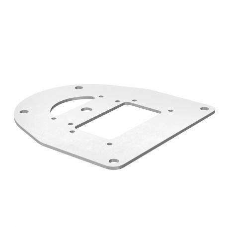 Bodenplatte für ISS110100