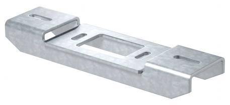 Adapterkopfplatte, symmetrisch