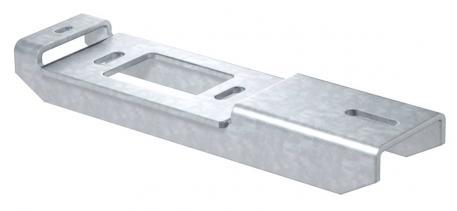 Adapterkopfplatte, asymmetrisch