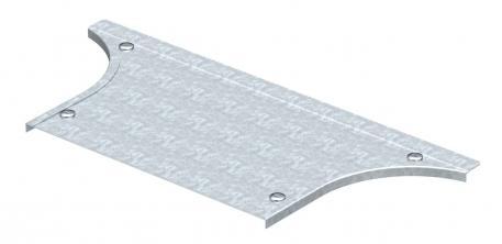 Deckel für Anbau-Abzweigstück 400-600 FS