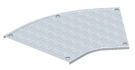 Deckel für 45°-Bogen FS