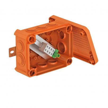 FireBox T100ED mit Außenbefestigung