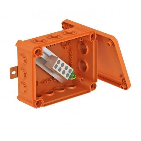 FireBox T160ED mit Außenbefestigung
