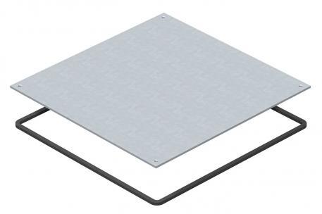 Blinddeckel feuchtigkeitsgeschützt für UZD250-3