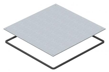 Blinddeckel feuchtigkeitsgeschützt für UZD350-3