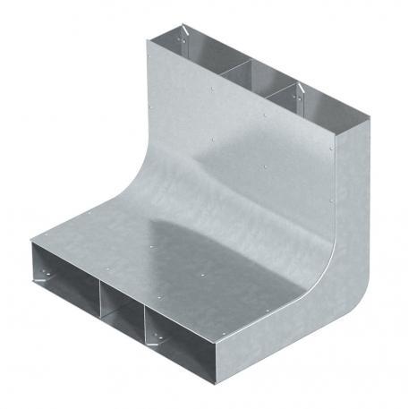 Vertikalkrümmer 48 mm