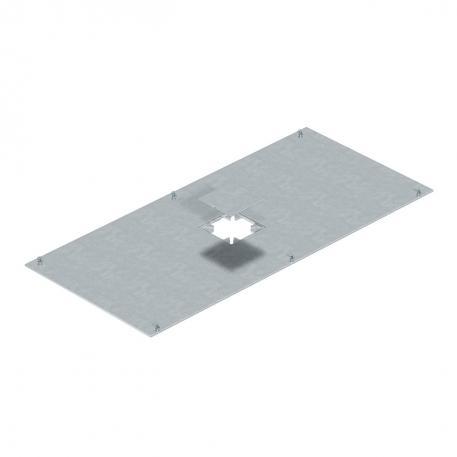 Montagedeckel für Telitank-Aufbau, 800 mm