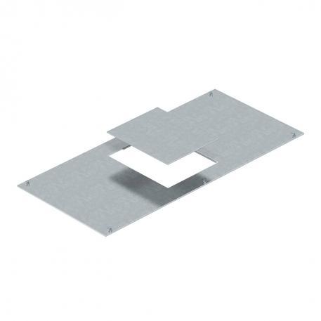 Montagedeckel für GES6, 800 mm