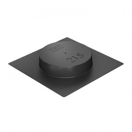 Schalkörper für runde Einbaueinheit der Nenngröße R4