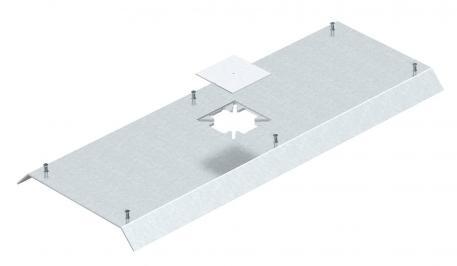 Geräteanschlussdeckel Abzweigkanal
