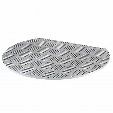 Einlegeplatte für runden Geräteeinsatz GESRA9 10U