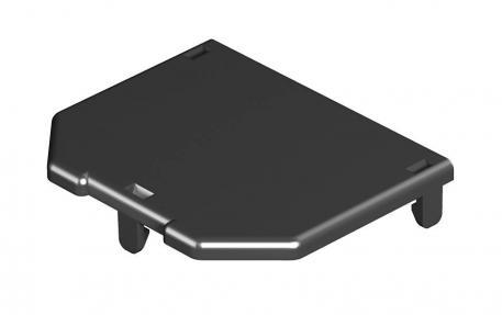 Abdeckplatte für Gerätebecher GB2, blind