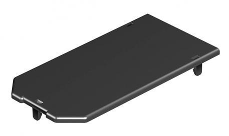 Abdeckplatte für Gerätebecher GB3, blind