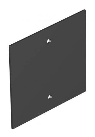 Abdeckplatte Telitank T12L, blind, für Längsseite
