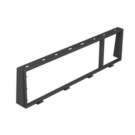 Einbaurahmen für Kombination 3-fach und 1-fach Modul 45®-Geräte
