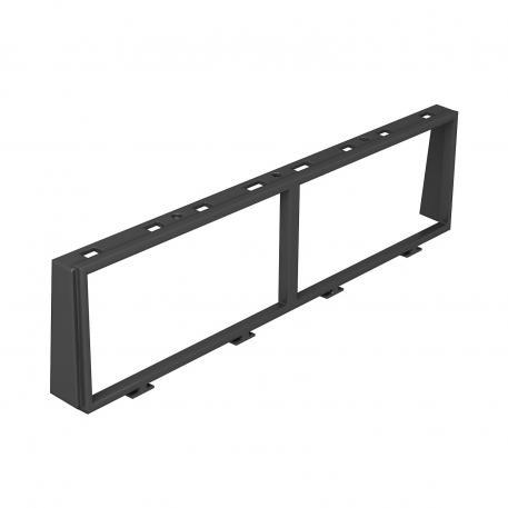 Einbaurahmen für Kombination 2-fach und 2-fach Modul 45®-Geräte