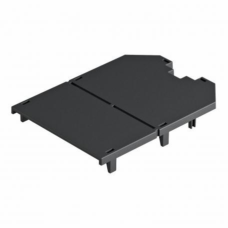 Abdeckplatte für Universalträger UT3 und UT4, blind