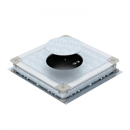 UGD350-3 für runde Einbaueinheiten, für Estrichhöhe 70-125 mm