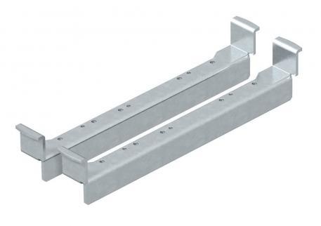 Nivellierwinkel zum Einbau in UGD250-3 für eine quadratische Kassette