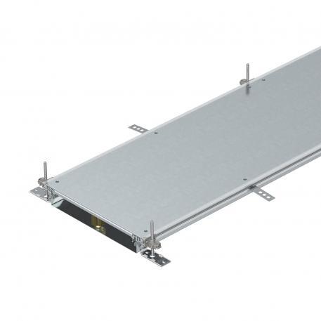 Kanaleinheit, blind, Höhe 60-110 mm