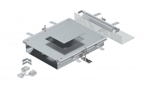 Anbaueinheit für GES4, Höhe 100-150 mm