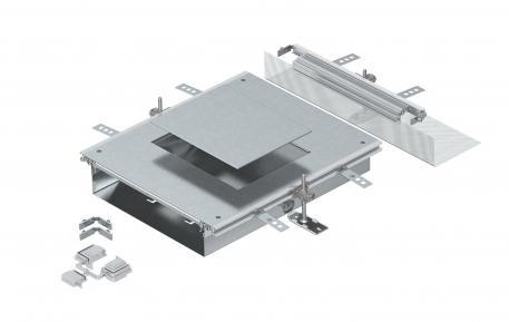 Anbaueinheit für GES6 Höhe 100-150 mm