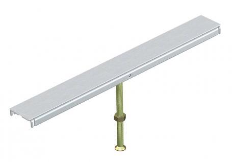 Deckelstoßunterstützung, Kanalhöhe 60-110 mm