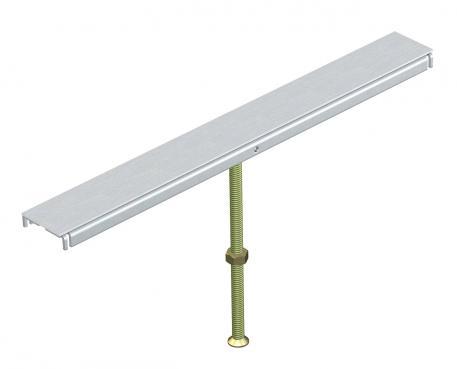Deckelstoßunterstützung, Kanalhöhe 100-150 mm