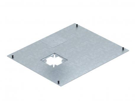 Montagedeckel für Telitank-Aufbau, 400 mm