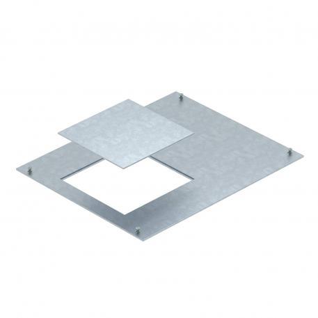 Montagedeckel für GES4, 400 mm