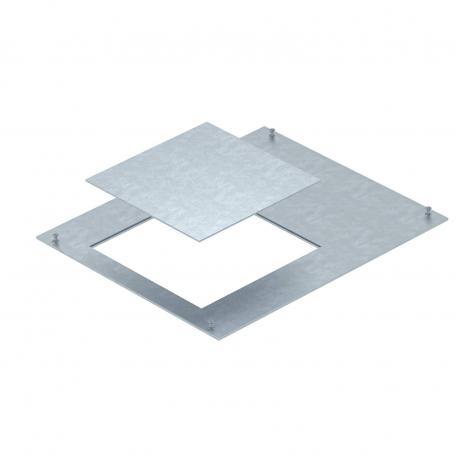 Montagedeckel für GES9, 400 mm