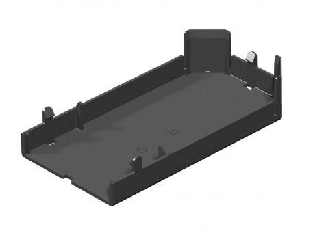 Schutzgehäuse für Modulträger, Systemlänge 147 mm