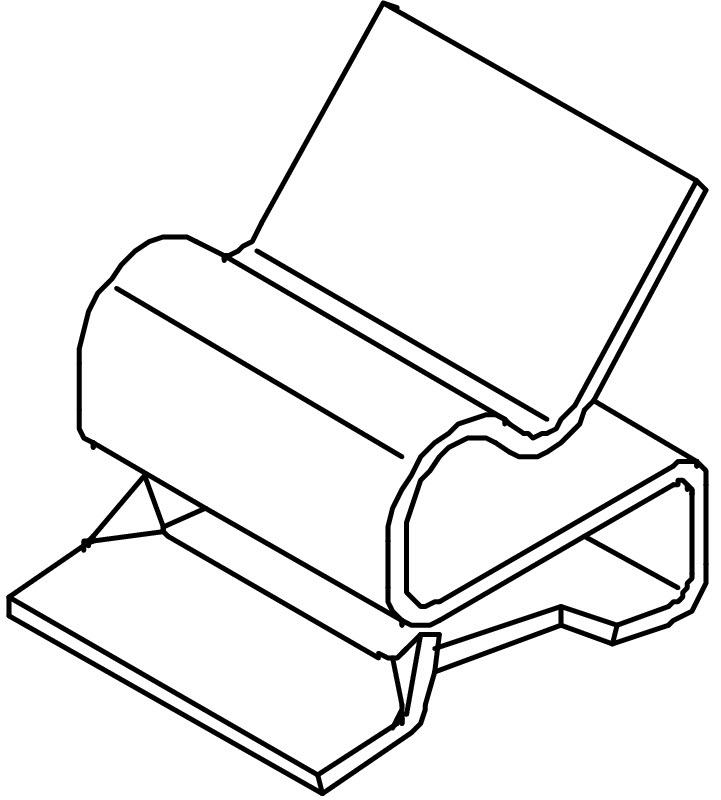 100 Stück OBO Bettermann Trägerklammer BCC 4-7 D11 Befestigungsklammern 1483937